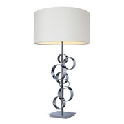 Chrome Table Lamp - MEK2362