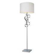 Chrome Floor Lamp - MEK2363