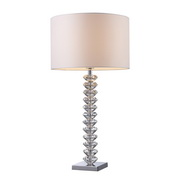 Clear Crystal Table Lamp - MEK2368