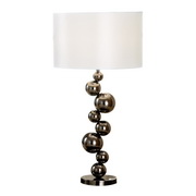 Black Chrome Table Lamp - MEK2398