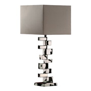 Chrome Table Lamp - MEK2399