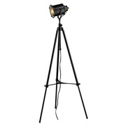 Restoration Black Floor Lamp - MEK2411