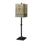 Tiffany Bronze Table Lamp - MEK2447