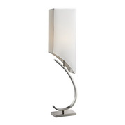 Polished Nickel Table Lamp - MEK2473