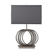 Chrome Table Lamp - MEK2476