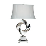 Chrome Table Lamp - MEK2480