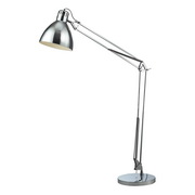 Chrome Floor Lamp - MEK2502