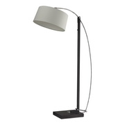 Dark Brown Floor Lamp - MEK2503
