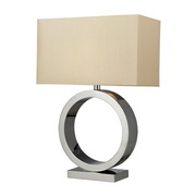 Chrome Table Lamp - MEK2505