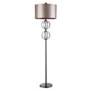 Coffee Plating Floor Lamp - MEK2514
