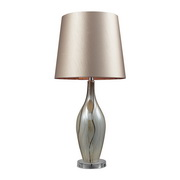 Painted Ribbon Table Lamp - MEK2536
