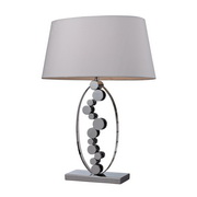 Chrome Table Lamp - MEK2561