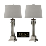 Brushed Nickel Table Lamp - MEK2565