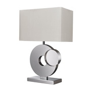 Chrome Table Lamp - MEK2566