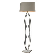 Polished Nickel Floor Lamp - MEK2588