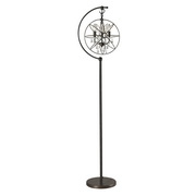Oil Rubbed Bronze Floor Lamp - MEK2594
