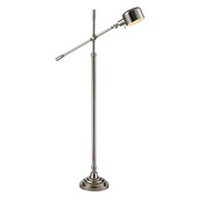 Polished Nickle Floor Lamp - MEK2605