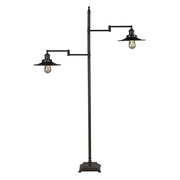 Oil Rubbed Bronze Floor Lamp - MEK2615
