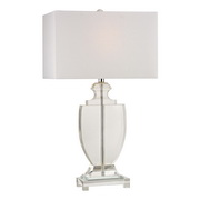 Clear Table Lamp - MEK2648