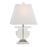 Clear Table Lamp - MEK2649