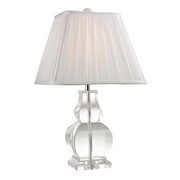 Clear Table Lamp - MEK2651