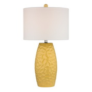 Sunshine Yellow Table Lamp - MEK2659