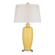 Sunshine Yellow Table Lamp - MEK2664