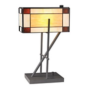 Matte Black Table Lamp - MEK2695
