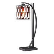 Matte Black Table Lamp - MEK2696