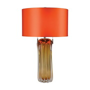 Amber Table Lamp - MEK2707