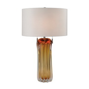 Amber Table Lamp - MEK2708
