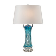 Blue Table Lamp - MEK2714