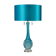 Blue Table Lamp - MEK2715