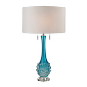 Blue Table Lamp - MEK2716