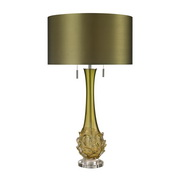 Green Table Lamp - MEK2717