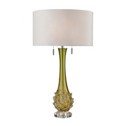 Green Table Lamp - MEK2718