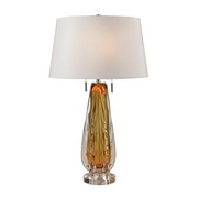 Amber Table Lamp - MEK2720