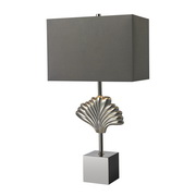 Polished Chrome Table Lamp - MEK2726