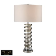 Chrome Table Lamp - MEK2728