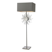 Polished Nickel Table Lamp - MEK2731