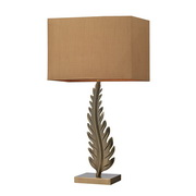 Aged Brass Table Lamp - MEK2735