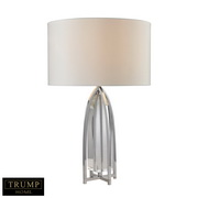 Chrome,clear Table Lamp - MEK2736