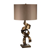 Roxford Gold Table Lamp - MEK2738