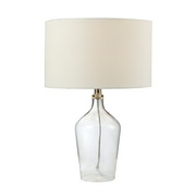 Clear Table Lamp - MEK2745