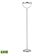 Chrome Floor Lamp - MEK2750
