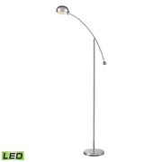 Chrome Floor Lamp - MEK2761