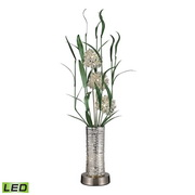 Silver Table Lamp - MEK2762