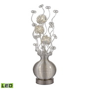 Silver Table Lamp - MEK2764
