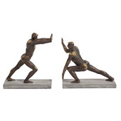 Designer Strong Man Book Ends - MHE4667