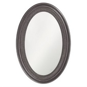 Designer Ethan Glossy Charcoal Grey Mirror - MHE3549